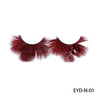 Ресницы декоративные накладные Lady Victory EYD-07 (EYD-N-01)#S/V