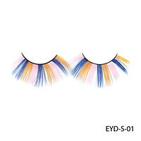 Ресницы декоративные накладные Lady Victory EYD-01 16280