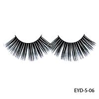 Ресницы декоративные накладные Lady Victory EYD-06 (EYD-13)#S/V
