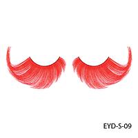 Ресницы декоративные накладные Lady Victory EYD-S-09#S/V