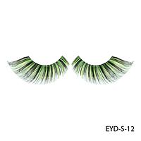 Ресницы декоративные накладные Lady Victory EYD-S-12#S/V