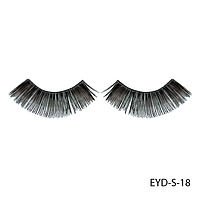 Ресницы декоративные накладные Lady Victory EYD-S-18#S/V