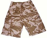 Боевые шорты в расцветке DDPM (Desert DPM). Великобритания, оригинал. НОВЫЕ.