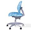 Комплект парта для подростка Sognare Blue + детское ортопедическое кресло SST9 Blue FunDesk, фото 4