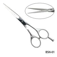 """Ножницы парикмахерские BSN-01 - для стрижки, классической формы, размер: 5,2""""#S/V"""
