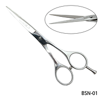"""Ножницы парикмахерские BSN-01 - для стрижки, классической формы, размер: 5,2"""" 16391"""