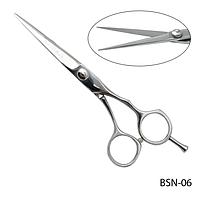 """Ножницы парикмахерские BSN-06 - для стрижки, полуэргономичной формы, размер: 5,6""""#S/V"""