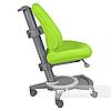 Комплект подростковая парта для школы Amare Grey + ортопедическое кресло Bravo Green FunDesk , фото 4