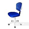 Комплект растущая парта Volare Blue + детский стул LST6 Blue FunDesk, фото 4