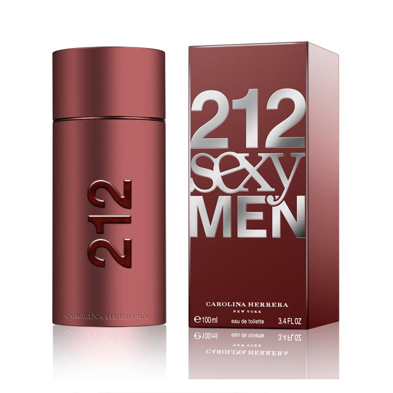 Хороший ли мужской одеколон 212 секси мен