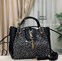 e2c9217f7704 Женские сумки Yves Saint Laurent в Украине. Сравнить цены, купить ...