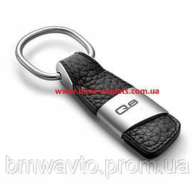 Брелок Audi Q8 Key ring leather