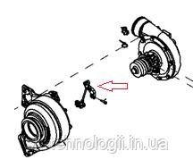 RE523822 Важільний механізм