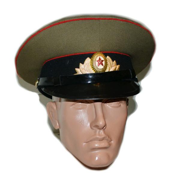 Фуражка танкиста СССР (офицерская)