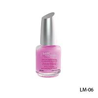 Масло для ногтей и кутикулы LM-06 (розовое), #S/V