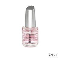 Средство для укрепления и ремонта ногтей ZN-01 - 18 мл (Бледно-розовый), #S/V