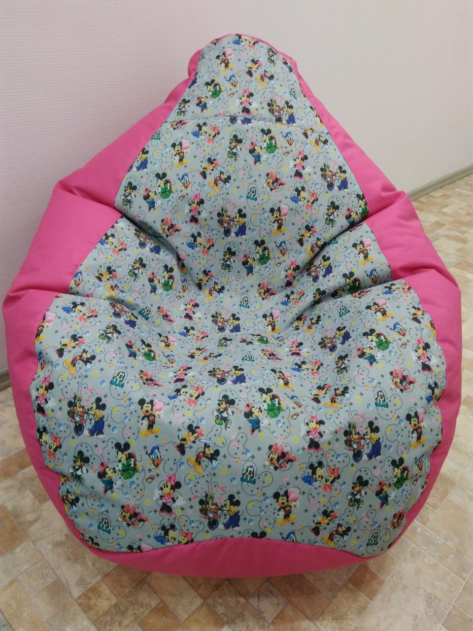 Кресло мешок Melody, бескаркасное кресло, кресло пуф, кресло груша