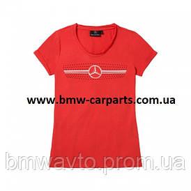 Женская футболка Mercedes от Swarovski®