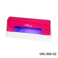 УФ лампа для сушки ногтей 9 Вт. Lady Victory UVL-00A-02#S/V