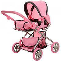 Коляска-трансформер для куклы Melogo  9379/029 Розовый (int9379/029)
