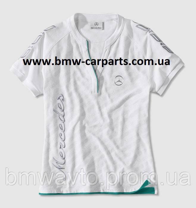 Женская футболка Mercedes T-Shirt Damen