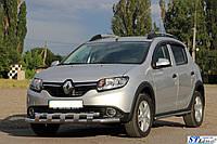 "Кенгурятник ""Shark"" Renault Sandero 2013+"