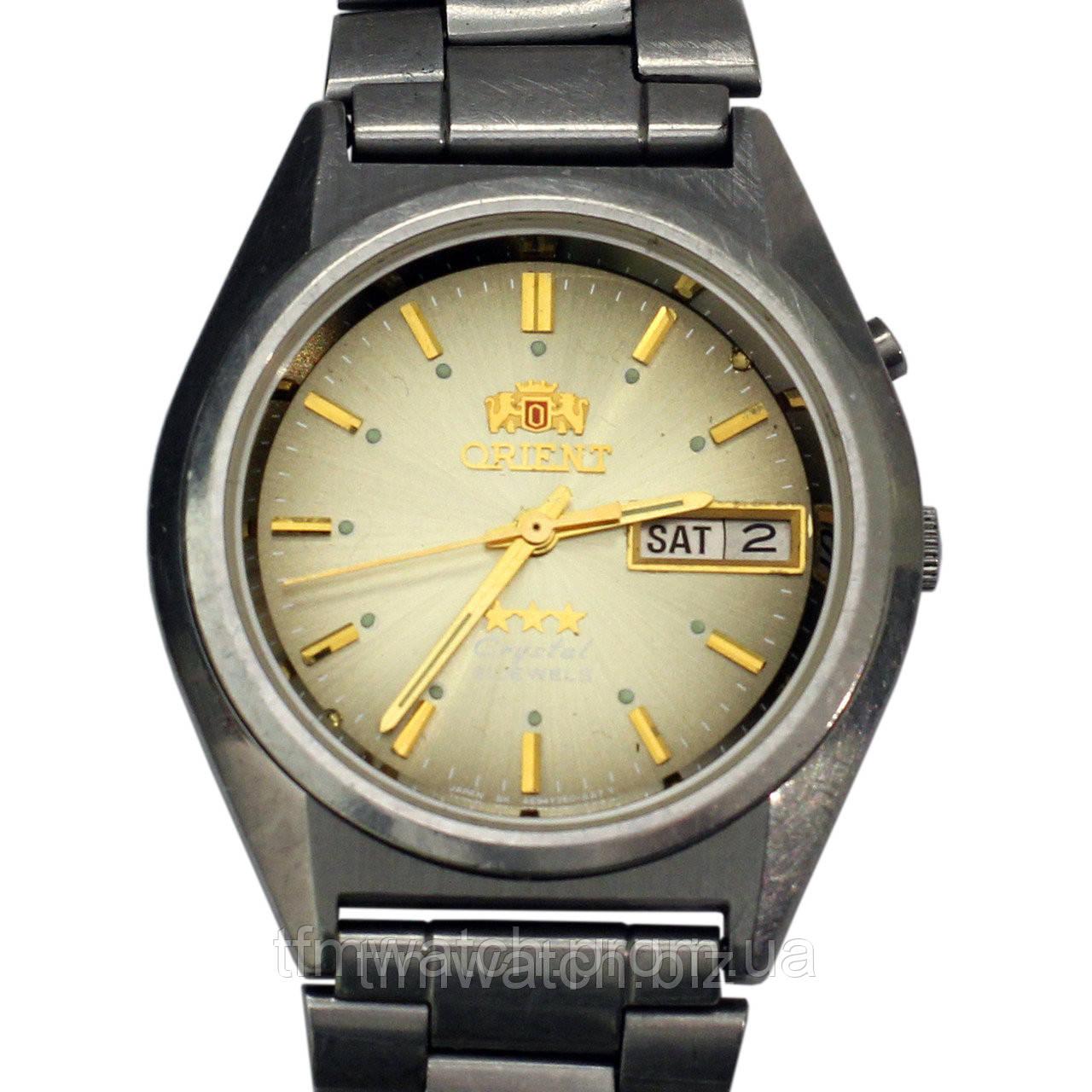 73f74efe Ориент 3 звезды часы с автоподзаводом Orient: продажа, цена в Москве ...