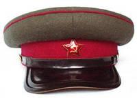 Фуражка пехотная РККА, образца 1935 года
