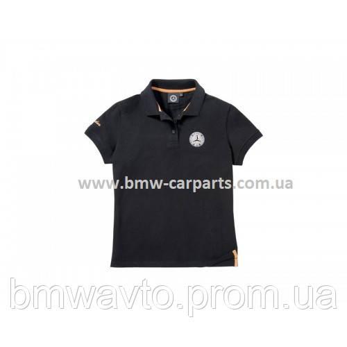 Женская футболка поло Mercedes-Benz Swarovski, фото 2