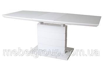Стол ТММ-50-1 матовый белый 120/160x80, фото 3
