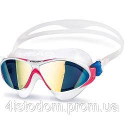 Очки для плавания HEAD Horizon зеркальное покрытие