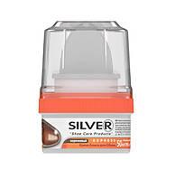 Крем-блеск 50 мл (коричневый) -  Silver