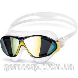 Очки для плавания HEAD Horizon зеркальное покрытие , фото 2