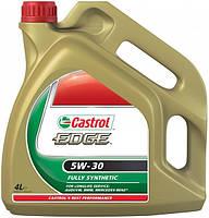 Castrol Моторное масло Castrol Edge 5w-30 4л
