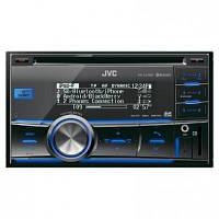 JVC CD/MP3 ресиверы JVC JVС KW-SD70BTEYD