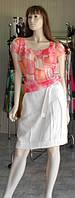 Легкая, как паутинка,  цветная  блузка на лето Sinequanone, фото 1