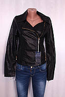 Женская куртка из кож-зама