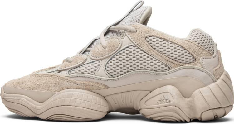 2ee5dc3d0f5 Женские кроссовки Adidas Yeezy 500 Desert Rat Blush (адидас изи 500 ...
