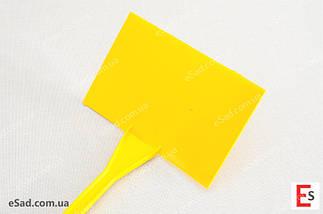 Табличка на ніжці №6 жовта, фото 3