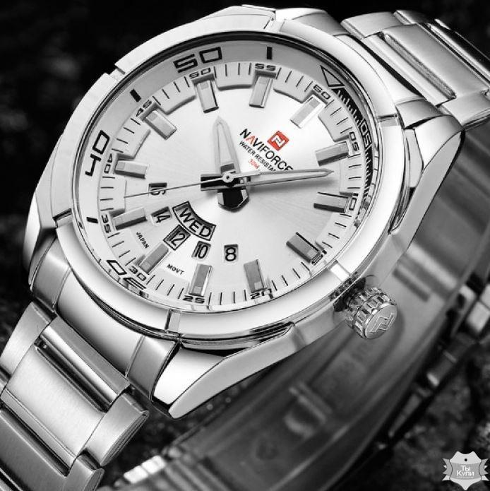 7b4bf522 Мужские наручные часы Naviforce Rocket (1254) - купить по лучшей ...