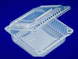 Упаковка пластиковая, квадратная Ланч-Бокс 131*131, h-59