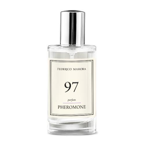 FM 97 Pheromone 50 мл Феромон парфуми для жінок аромат Gucci Gucci Rush 2 (Гуччі Раш 2) FM World Pheromone