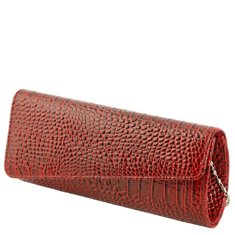 8c9bbb943275 Красный Клатч Из Кожзама TRAUM 7212-76 — в Категории