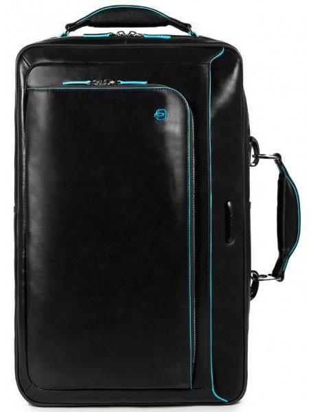 452f89860f7f Мужская черная сумка Piquadro Blue Square (CA3201B2_N), цена 16 098 ...