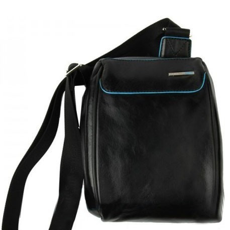 58d9c81f106d Мужская черная сумка Piquadro Blue Square (CA1270B2_N) - Arion-store -  кожгалантерея и