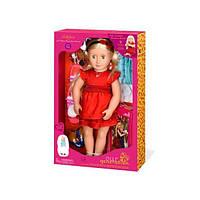 Набор Our Generation Кукла 46 см Джинджер с одеждой и аксессуарами BD31045Z