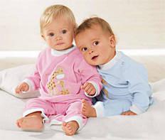 Одежда для новорожденных от рождения до 1 года