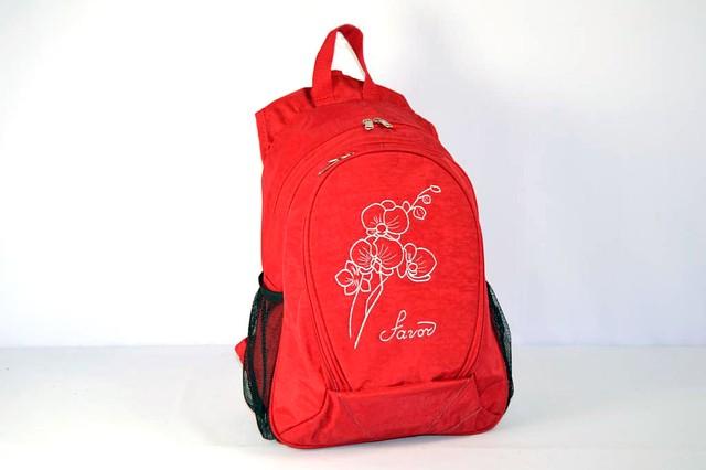 Рюкзак для девочек модель 377-03 Орхидея