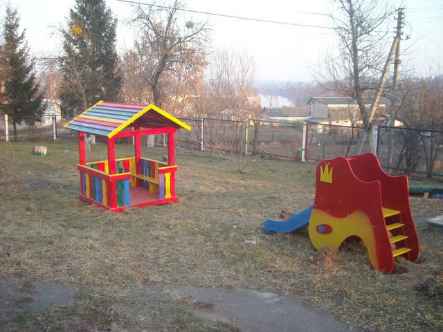 Детские площадки с. Музычи 1