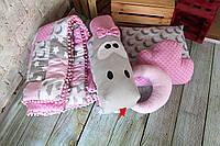 Комплект постельного для детской кроватки (состав в описании)
